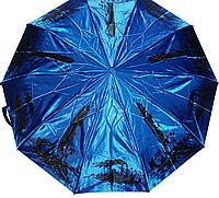 Зонт женский автомат с рисунком