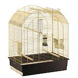 Клетка для крупного попугая GRETA, латунь, 69,5 x 44,5 x h84 см, фото 2