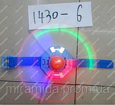 Музыкальный часы со световыми эффектами