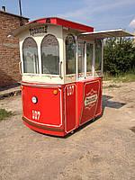 Киоски Трамваи