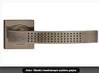 Дверная ручка Metal-bud  Astra бронза