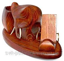 Подарки и сувениры, настольные наборы из натурального дерева, фото 3