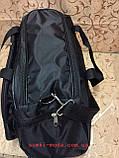 (25+10)*48*22)Спортивная дорожная сумка трансформе найк nike/Дорожная Спортивная сумка только оптом, фото 3