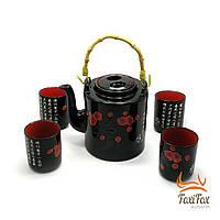 Чайный китайский сервиз с Сакурой