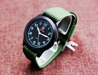 Мужские аналоговые часы миллитари
