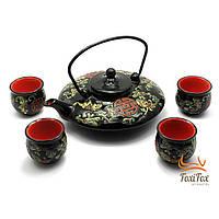Японский чайный сервиз на 4 персоны