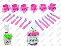 Детская посуда для чаепития «Ева»