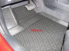 Коврики в салон Isuzu D-Max II Pickup (11-) передние полиуретановые