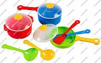 Столовый набор посуды «Ромашка»