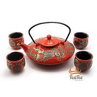 Чайный сервиз восточный на 4 персоны