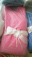 Велюровое зимнее одеяло-конверт в ассортименте