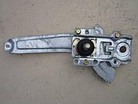 Склопідйомник механічний задньої лівої двері MAZDA 323 BG седан 1989 - 1994, фото 1
