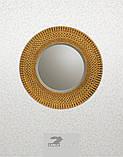 Круглое зеркало, фото 2