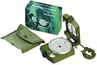 Компас тактический профессиональный TSC-068 с чехлом+подарок или бесплатная доставка!
