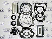 Ремкомплект пускового двигателя ПД (поршень, палец, кольца, шестерня) Р3, ПД-10; ПД-350