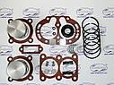 Ремкомплект компрессора ЗиЛ / Т-150 / КамАЗ номинал (полный комплект), фото 3