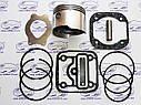 Ремкомплект компрессора КамАЗ ЕВРО (номинал Н) (1-цилиндровый), фото 4