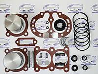 Ремкомплект компрессора (полный+палец+седла) Р1, ЗиЛ, Т-150, КамАЗ