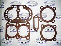 Набор прокладок компрессора (прокладки биконит), ЗиЛ, Т-150, КамАЗ