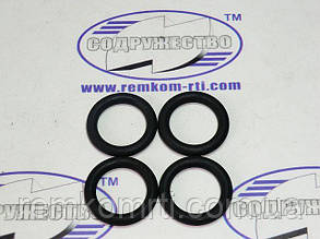 Набор колец гайки крышки клапанов (50-1003107-А) Д-240 / МТЗ
