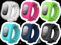 Детские смарт-часы Q50 с GPS трекером