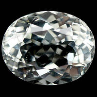 18,87 карат!!! Натуральный камень белый топаз