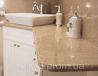 Столешницы для ванной комнаты из кварцевого камня Caesarstone