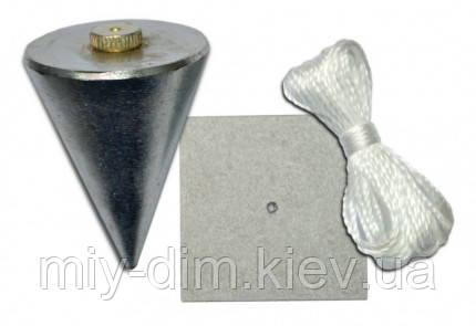 Висок каменяра з пластиною для кріплення 300г/ FAVORIT (04-312)