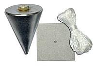 Висок каменяра з пластиною для кріплення 200г/ FAVORIT (04-222)