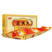 """Болеутоляющий препарат 999 """"Чженьтян"""" 15х6г при всех видах головной боли, мигрени, головокружении."""