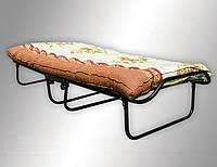 """Кровать складная Стэлс с матрасом """"Детская"""", без колёс (1600х700х400) мм."""