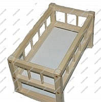 Кроватка деревянная для кукол