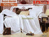 La Scala JP-02 шелковый жаккард (Семейный 160*220)