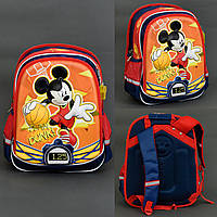 Школьный рюкзак для ребенка ортопедический Микки Маус