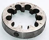 Плашка М-52х1,5,(мелкий шаг), 9ХС, фото 5