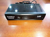 Эфирный тюнер GoldStar GS8855HD (DVB-T2)