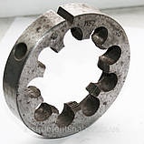 Плашка М-52х1,5,(мелкий шаг), 9ХС, фото 4