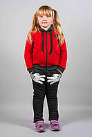 Спортивный костюм Микки (красный)
