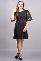 Платье Вивиана (черный)
