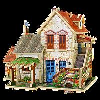 Robotime Деревянный 3D домик конструктор «Фермерский домик. Франция»