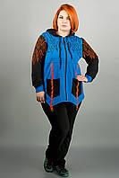 Спортивний костюм Еріка (бірюза)