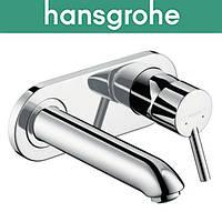 Смеситель Hansgrohe (art 31618000) для умывальника Talis, излив 165 мм