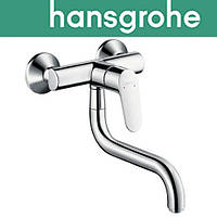 Смеситель Hansgrohe (art 31825000) для кухни FOCUS