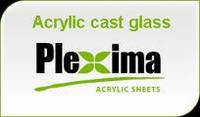 Экструдированный акрил Plexima XT 2 мм