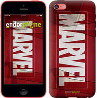 "Чехол на iPhone 5c Marvel ""2752c-23-4848"""