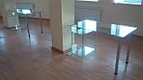 Офисный стол из стекла, фото 3