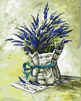 Картина по номерам Мелодия прованса КН2036