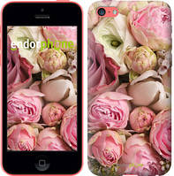 "Чехол на iPhone 5c Розы v2 ""2320c-23-4848"""