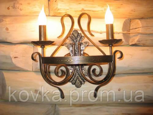 Светильник кованый