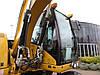 Колесный экскаватор Caterpillar M313D., фото 7